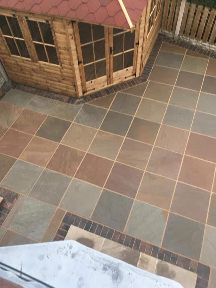 iBuild Barnsley Recent Work Gallery Paving Driveways and Building Services 1