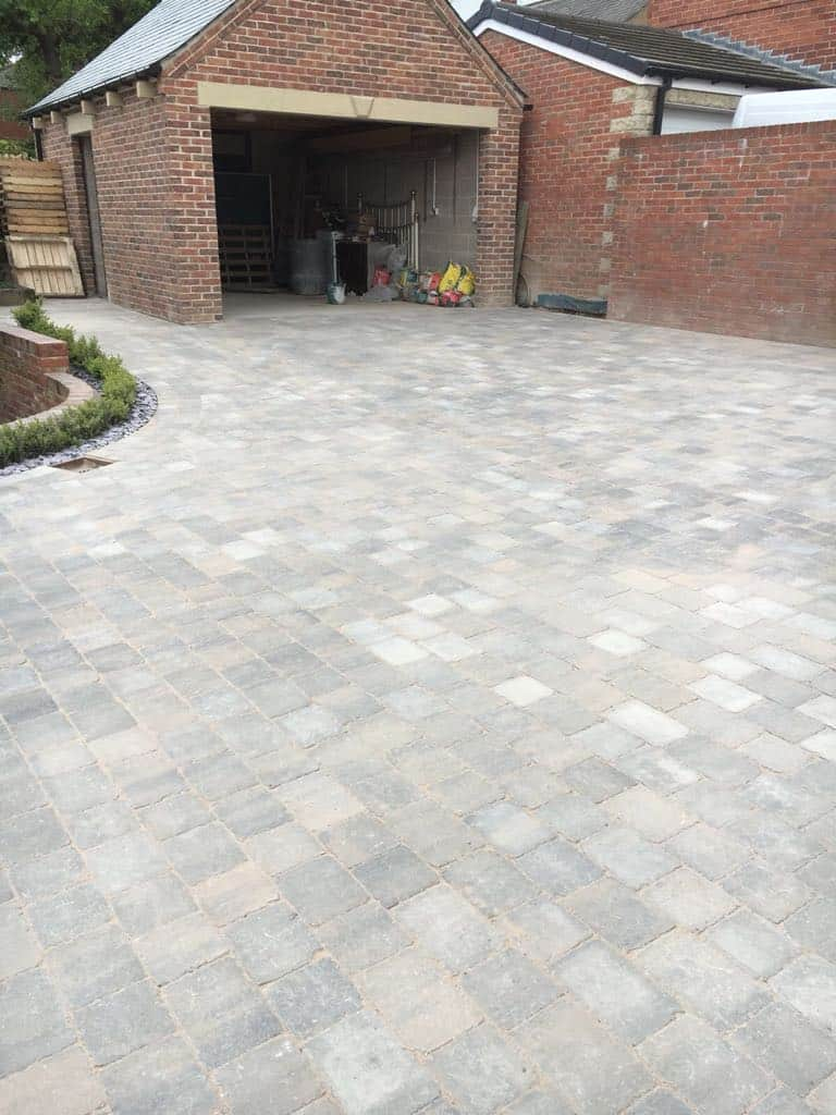 iBuild Barnsley Recent Work Gallery Paving Driveways and Building Services 15