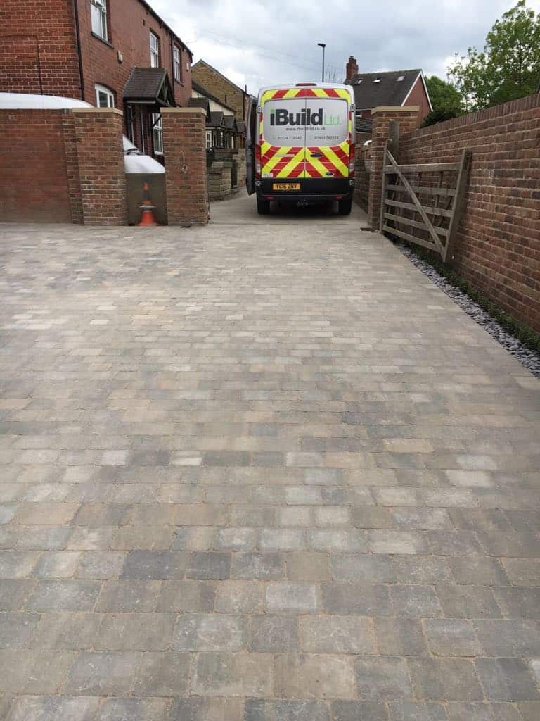 iBuild Barnsley Recent Work Gallery Paving Driveways and Building Services 17