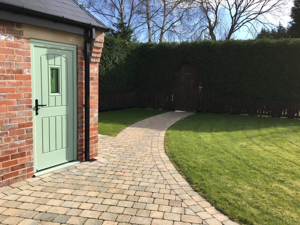 iBuild Barnsley Recent Work Gallery Paving Driveways and Building Services 3