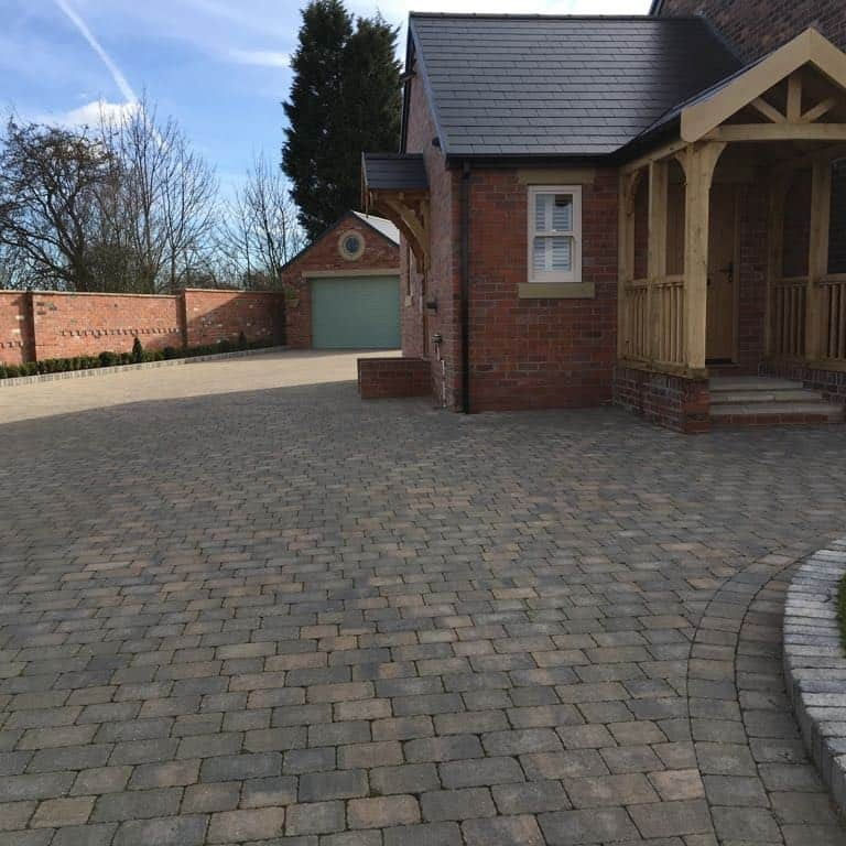 iBuild Barnsley Recent Work Gallery Paving Driveways and Building Services 5