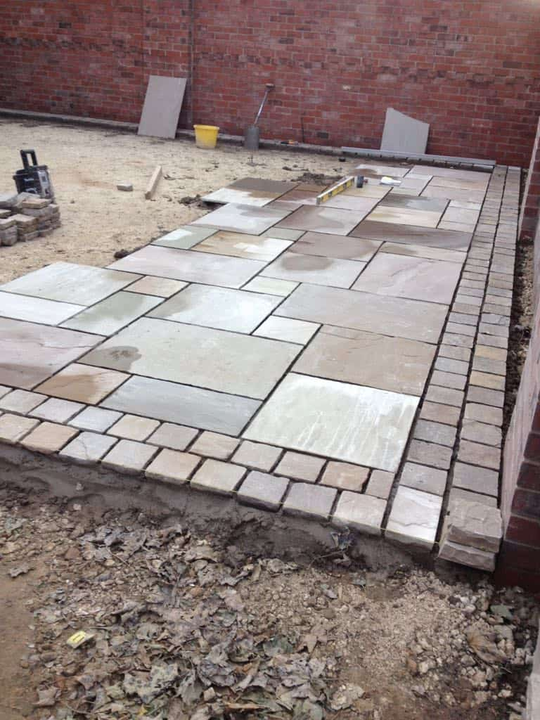 iBuild Barnsley Recent Work Gallery Paving Driveways and Building Services 6