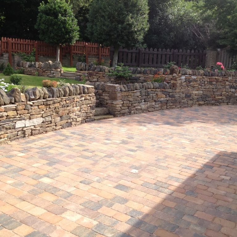 iBuild Barnsley Recent Work Gallery Paving Driveways and Building Services 9