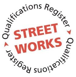 Streetworks Qualification License